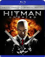 Cover image for Hitman [videorecording Blu-ray]