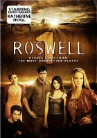 Cover image for Roswell. Season 1, Complete [videorecording DVD]