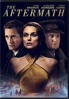Cover image for The aftermath [videorecording DVD]