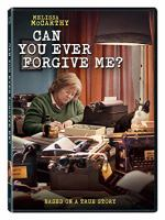 Cover image for Can you ever forgive me? [videorecording DVD]