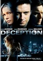 Cover image for Deception [videorecording DVD]