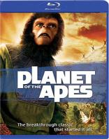 Cover image for Planet of the apes (Charlton Heston version)