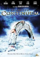 Cover image for Stargate. Continuum