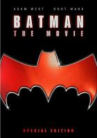 Cover image for Batman, the movie