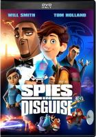 Cover image for Spies in disguise [videorecording DVD]