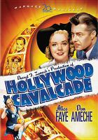 Cover image for Hollywood cavalcade