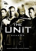 Cover image for The Unit. Season 3, Complete