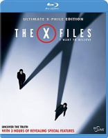 Cover image for The X-files I want to believe