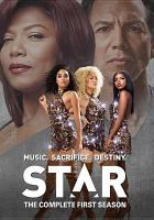 Cover image for Star. Season 1, Complete [videorecording DVD]