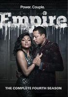 Cover image for Empire. Season 4, Complete [videorecording DVD]