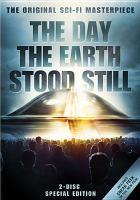 Imagen de portada para The day the earth stood still (Michael Rennie version)