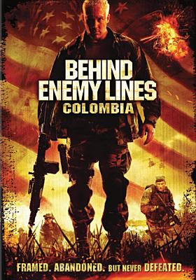 Cover image for Behind enemy lines Colombia