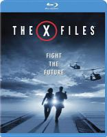 Cover image for The X-files Fight the future