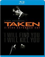 Cover image for Taken [videorecording Blu-ray]