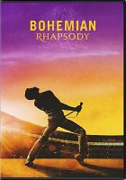 Cover image for Bohemian Rhapsody [videorecording DVD]