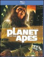 Cover image for Conquest of the planet of the apes
