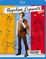 Cover image for Napoleon Dynamite [videorecording Blu-ray]