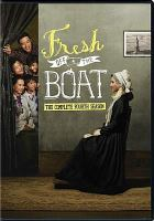 Cover image for Fresh off the boat. Season 4, Complete [videorecording DVD].
