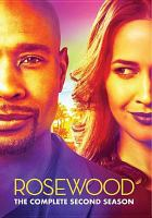 Cover image for Rosewood. Season 2, Complete [videorecording DVD].