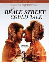 Cover image for If Beale Street could talk [videorecording Blu-ray]