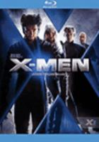 Cover image for X-Men [videorecording Blu-ray]