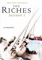 Cover image for The Riches. Season 2