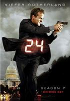Cover image for 24. Season 7, Complete