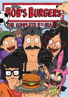 Cover image for Bob's Burgers. Season 8, Complete [videorecording DVD]