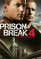 Cover image for Prison break. Season 4, Disc 1