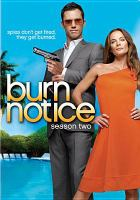 Cover image for Burn notice. Season 2, Disc 3