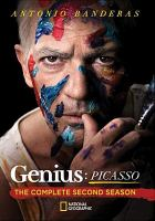 Cover image for Genius : Picasso. Season 2, Complete [videorecording DVD]