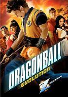 Cover image for Dragonball evolution