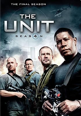 Cover image for The Unit. Season 4, Disc 1