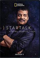 Cover image for StarTalk. Season 5, Complete [videorecording DVD]