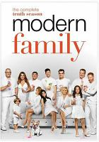 Cover image for Modern family. Season 10, Complete [videorecording DVD]