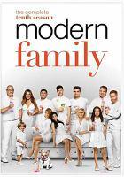Imagen de portada para Modern family. Season 10, Complete [videorecording DVD]