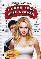 Cover image for I love you, Beth Cooper