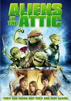 Cover image for Aliens in the attic