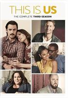 Cover image for This is us. Season 3, Complete [videorecording DVD]