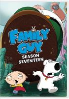 Cover image for Family guy. Season 17, Complete [videorecording DVD]