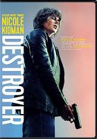 Cover image for Destroyer [videorecording DVD]