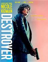 Cover image for Destroyer [videorecording Blu-ray]