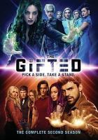 Cover image for The gifted. Season 2, Complete [videorecording DVD].