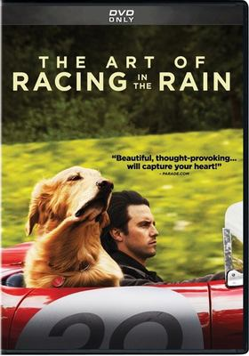 Cover image for The art of racing in the rain [videorecording DVD]