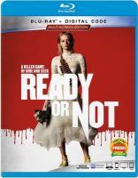 Imagen de portada para Ready or not [videorecording Blu-ray]