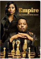 Cover image for Empire. Season 5, Complete [videorecording DVD]