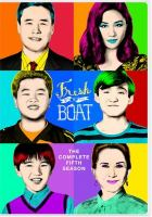 Cover image for Fresh off the boat. Season 5, Complete [videorecording DVD]