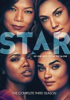 Cover image for Star. Season 3, Complete [videorecording DVD]