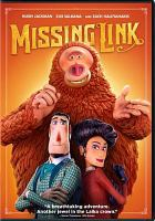 Cover image for Missing link [videorecording DVD]