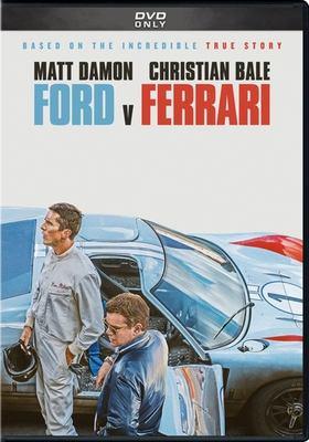 Cover image for Ford v Ferrari [videorecording DVD]